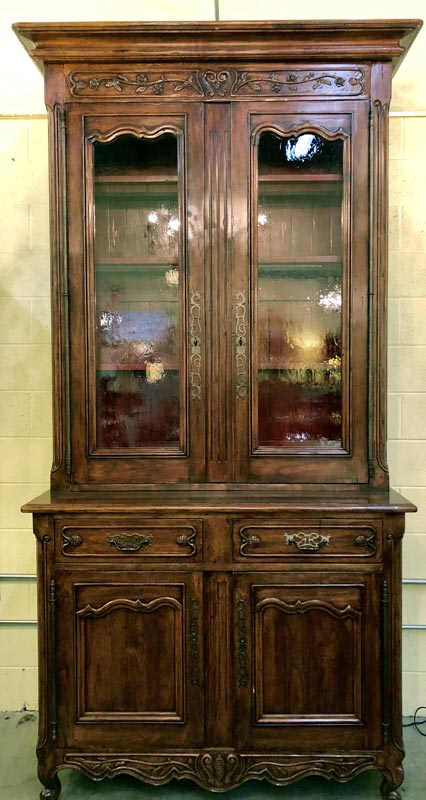 Bausman And Company Cabinet Antique And Art Consignment