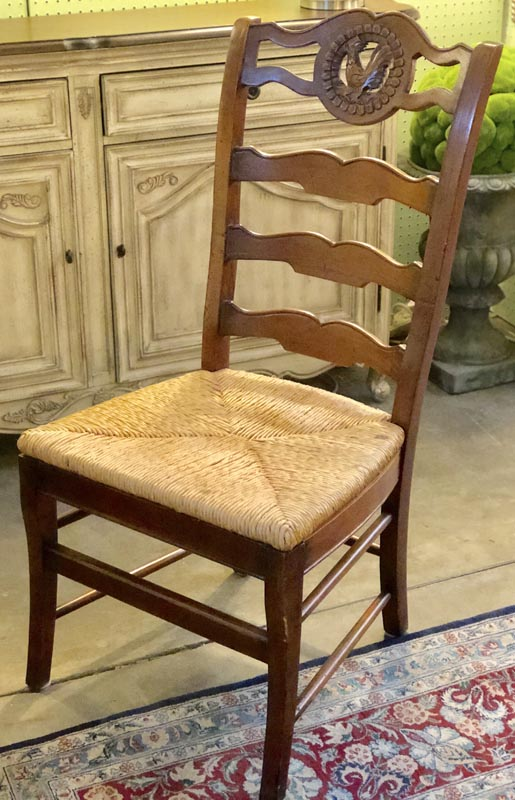 Country Ladder Back Chairs