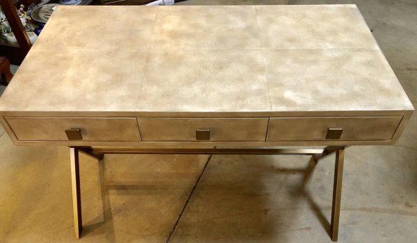 Leather Desk