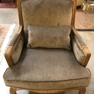 Anna's Mostly Mahogany Consignment - Club Chairs