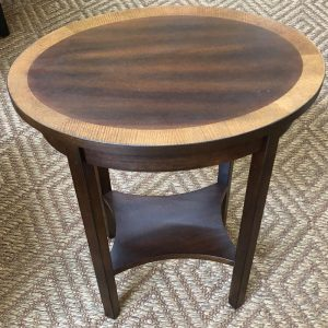 Anna's Mostly Mahogany Consignment - Mahogany Side Table