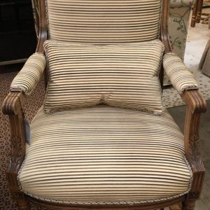 Anna's Mostly Mahogany Consignment - Louis XVI Arm Chair