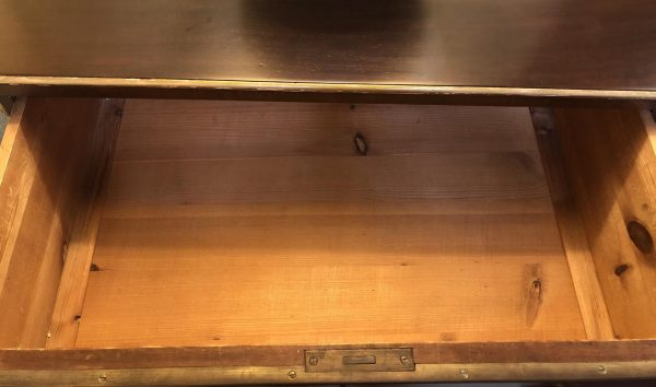 Anna's Mostly Mahogany Consignment - Gustavatian Dresser