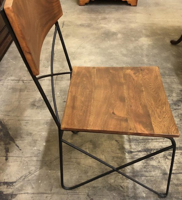 Anna's Mostly Mahogany Consignment - Accent Chair