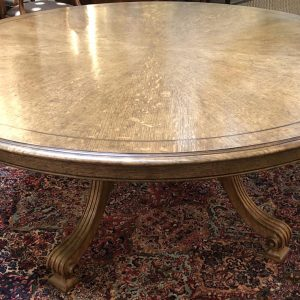 "Anna's Mostly Mahogany Consignment - 72"" Walnut Dining Table"