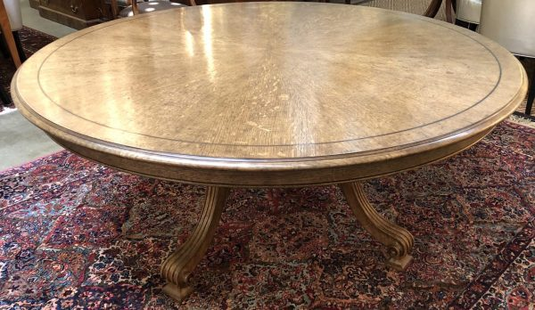 "Anna's Mostly Mahogany Consignment - 72"" Walnut Dining Table"