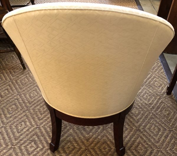 Anna's Mostly Mahogany Consignment - Pr. Occasional Chairs