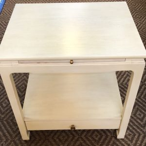 Anna's Mostly Mahogany Consignment - Hickory Chair Nightstands