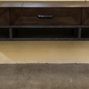 Anna's Mostly Mahogany Consignment - Media Console Table