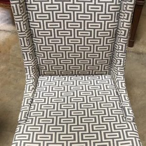 Anna's Mostly Mahogany Consignment - Upholstered Dining Chairs