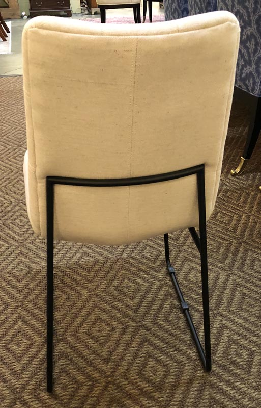 Anna's Mostly Mahogany Consignment - New Mid-Century Dining Chairs