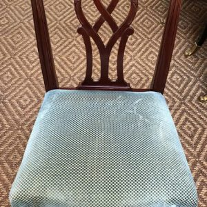 Anna's Mostly Mahogany Consignment - Kindel Dining Chairs