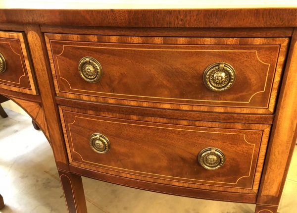 Anna's Mostly Mahogany Consignment - Baker Charleston Collection Sideboard