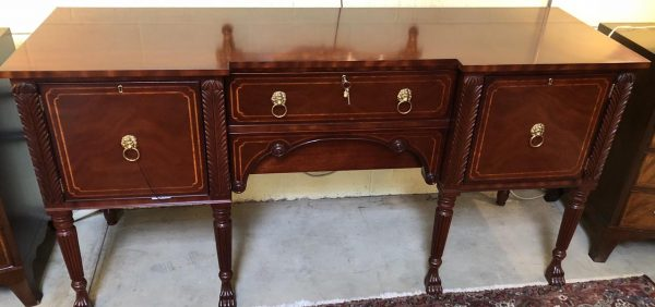 Anna's Mostly Mahogany Consignment - Kindel Sideboard
