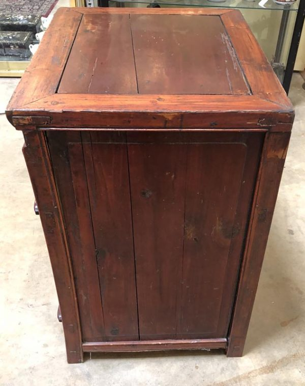 Anna's Mostly Mahogany Consignment - Asian Style Cabinet