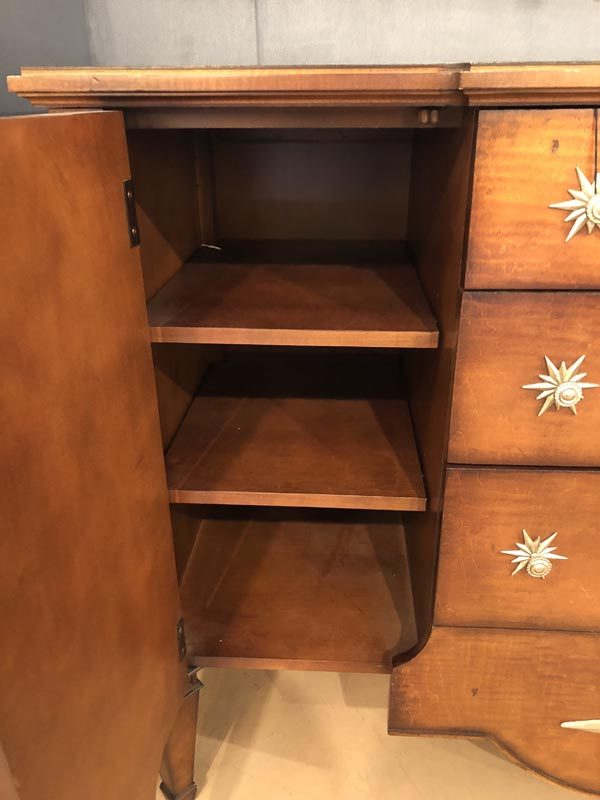 Anna's Mostly Mahogany Consignment - Hickory Chair Buffet