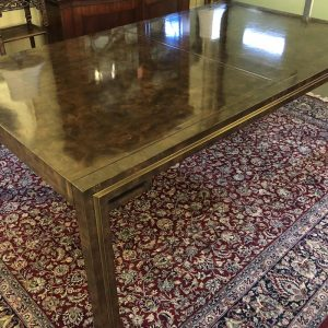 Anna's Mostly Mahogany Consignment - Martercraft Dining Table
