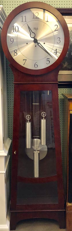 Art Deco Grandfather Clock Antique And Art Consignment