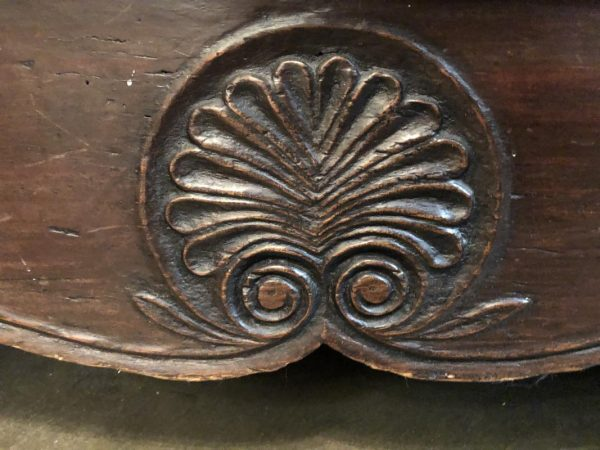 Anna's Mostly Mahogany Consignment - French Sideboard