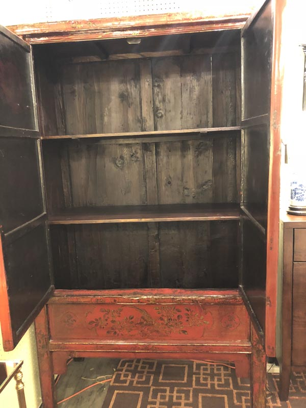 Chinoiserie Cabinet Antique And Art Consignment