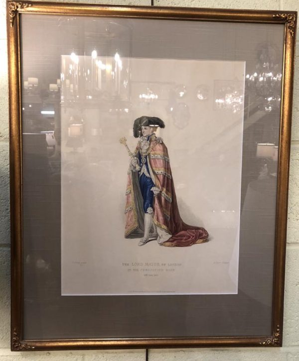 "lord mayor 1824 & clerk mayor 1826    25_5""H  20_5""W"