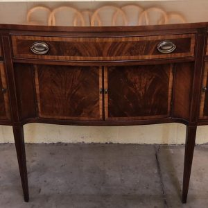 Anna's Mostly Mahogany Consignment - Mahogany Sideboard by Hickory Chair