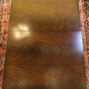 Anna's Mostly Mahogany Consignment - Flame Mahogany Dining Table