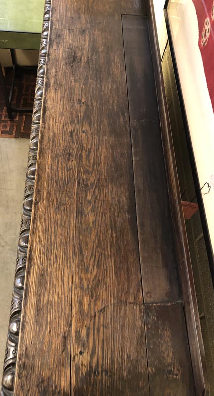 Anna's Mostly Mahogany Consignment - Antique Oak Bookcase
