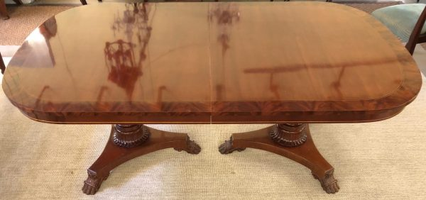 Anna's Mostly Mahogany Consignment - Kindel Dining Table