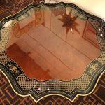 Anna's Mostly Mahogany Consignment - Kindel Chinoiserie Coffee Table