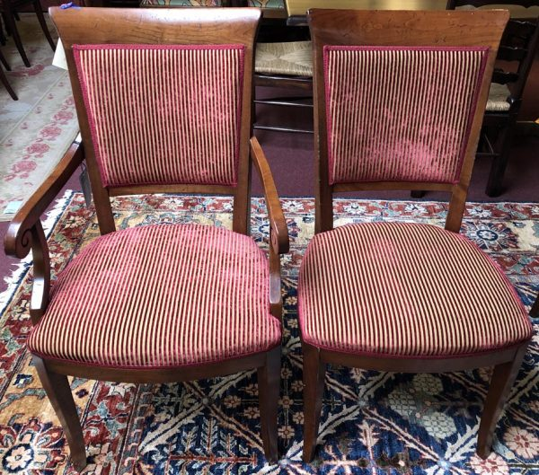 Anna's Mostly Mahogany Consignment - 8 L'Origine Chairs
