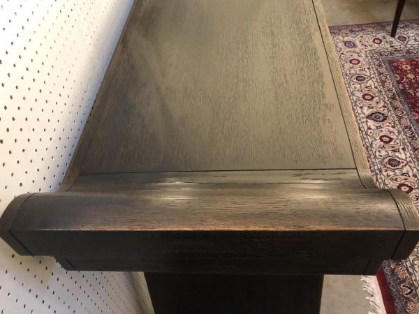 Anna's Mostly Mahogany Consignment - Blck Altar Table