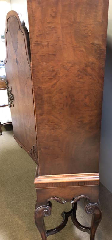 Anna's Mostly Mahogany Consignment - Highboy Chest