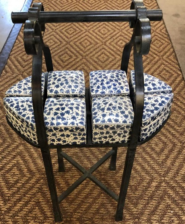Anna's Mostly Mahogany Consignment - Asian Serving Rack
