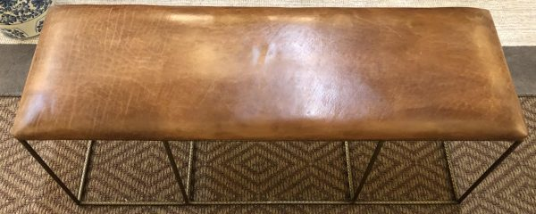 Anna's Mostly Mahogany Consignment - Brown Bench
