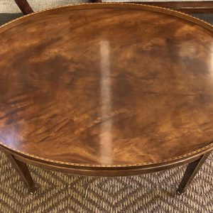 Anna's Mostly Mahogany Consignment - Arthur Brett Coffee Table