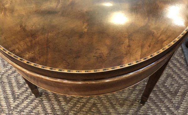 Anna's Mostly Mahogany Consignment - Arthur Brett Coffee Table