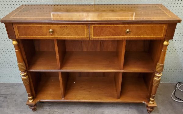 Anna's Mostly Mahogany Consignment - Console Table
