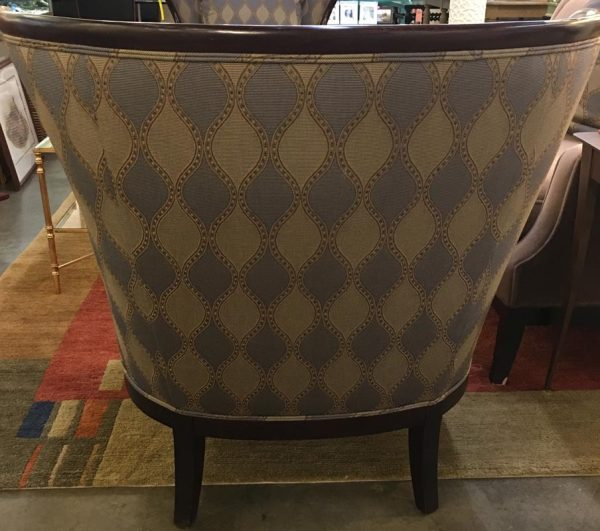 Anna's Mostly Mahogany Consignment - Pair Arm Chairs