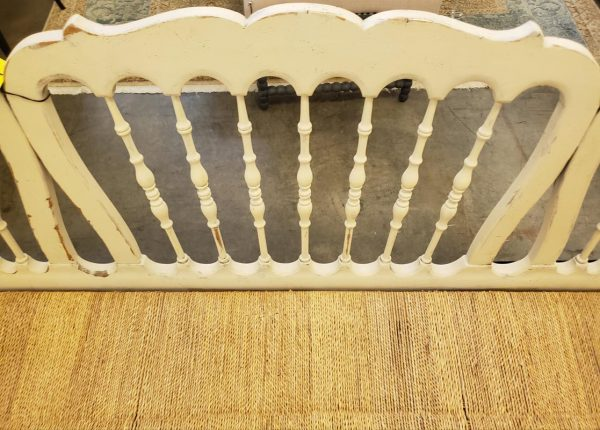 Anna's Mostly Mahogany Consignment - Beige Bench