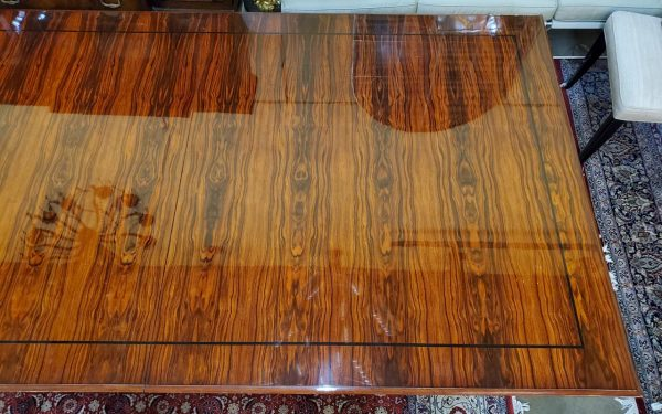 Anna's Mostly Mahogany Consignment - Karges Dining Table