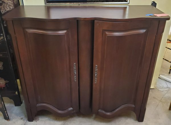 Anna's Mostly Mahogany Consignment - Tall Sideboard
