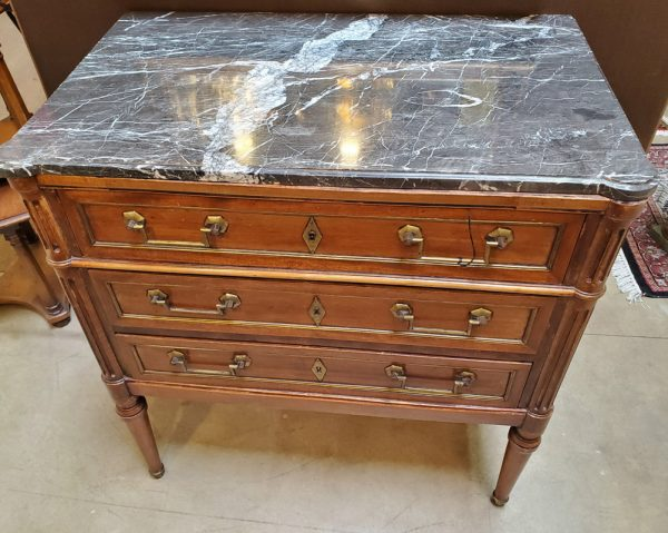 Anna's Mostly Mahogany Consignment - Nightstand
