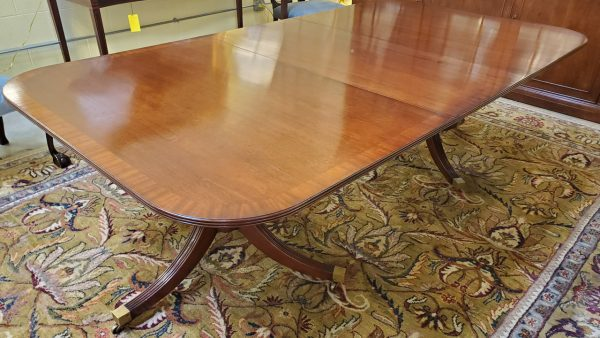 Anna's Mostly Mahogany Consignment - English Dining Table