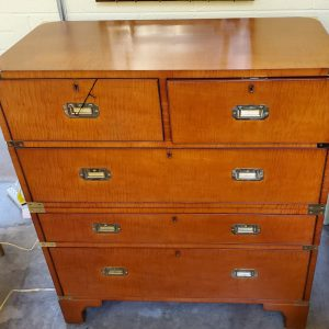 Anna's Mostly Mahogany Consignment - Campaign Chest