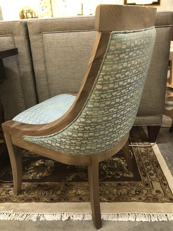 Anna's Mostly Mahogany Consignment - Pr Accent Chairs
