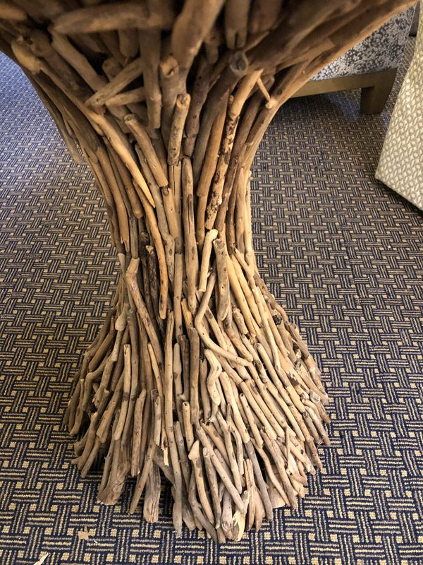 Anna's Mostly Mahogany Consignment - Twig Table
