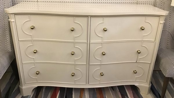 Anna's Mostly Mahogany Consignment - Lacquered Dresser