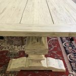 Anna's Mostly Mahogany Consignment - White Farm Table