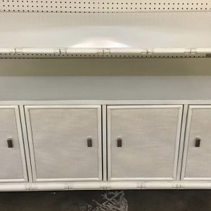 Anna's Mostly Mahogany Consignment - White Sideboard